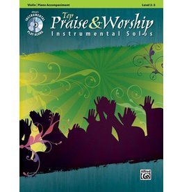 Alfred's Publishing - Top Praise & Worship Solos (Violin)