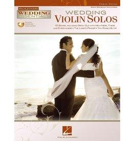 Hal Leonard - Wedding Violin Solos