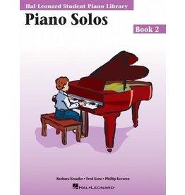 Hal Leonard - Piano Solos Book 2