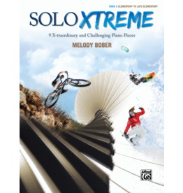 Alfred's Publishing - SOLO XTREME, Book 2, by Melody Bober