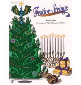 Alfred's Publishing - Festive Strings, Solo Violin