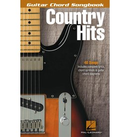 Hal Leonard - Guitar Chord Songbook, Country Hits