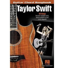 Hal Leonard - Taylor Swift, Guitar Chord Songbook