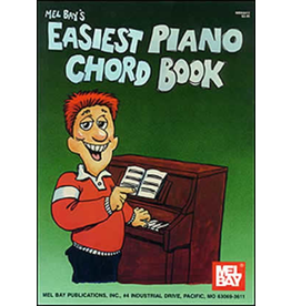 Mel Bay - Easiest Piano Chord Book