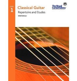 Frederick Harris - Classical Guitar Series, Repertoire and Etudes 1