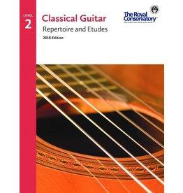 Frederick Harris - Classical Guitar Series, Repertoire and Etudes 2