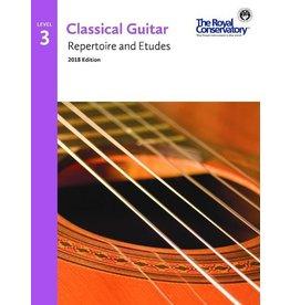 Frederick Harris - Classical Guitar Series, Repertoire and Etudes 3
