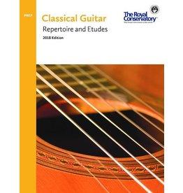 Frederick Harris - Classical Guitar Series, Repertoire and Etudes, Preparatory