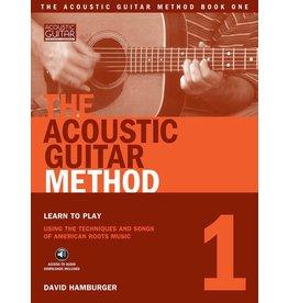 Hal Leonard - The Acoustic Guitar Method, Book 1