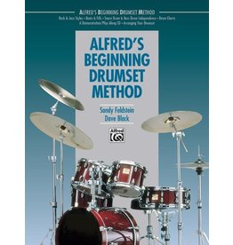Alfred's Publishing - Beginning Drumset Method