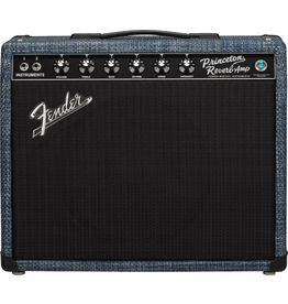 Fender - '65 Princeton Reverb Limited Edition, Chilewich Denim