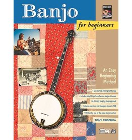 Alfred's Publishing - Banjo for Beginners, Book