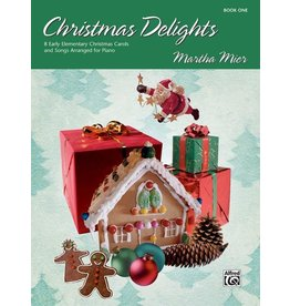 Alfred's Publishing - Christmas Delights, Book 1