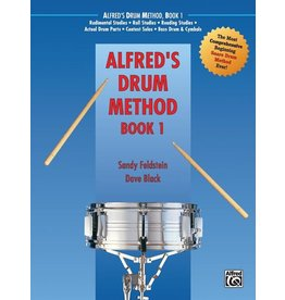 Alfred's Publishing - Drum Method, Book 1