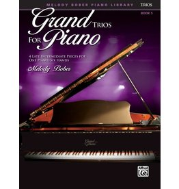 - Grand Trios for Piano, Book 5