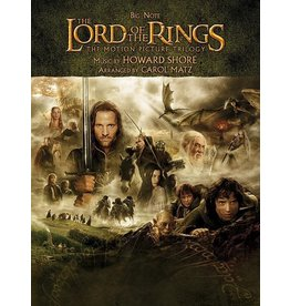 Alfred's Publishing - Lord of the Rings, Big Note Piano