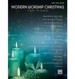 - Modern Worship Christmas for Piano (P/V/G)