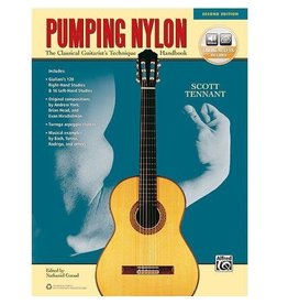 Alfred's Publishing - Pumping Nylon (2nd Edition), The Classical Guitarists Technique Handbook