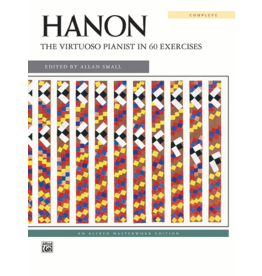 Alfred's Publishing - The Virtuoso Pianist in 60 Exercises - Complete (Spiral Bound) by Charles-Louis Hanon