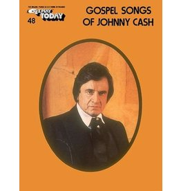 Hal Leonard - E-Z Play Today #048 - Gospel Songs of Johnny Cash