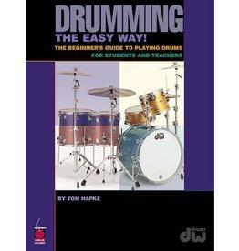 Hal Leonard - Drumming The Easy Way