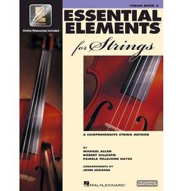 Hal Leonard - Essential Elements 2000 for Strings, Level 2 Violin w/CD