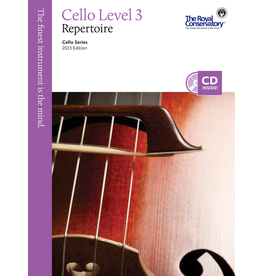Frederick Harris - Cello Series, Cello Repertoire 3