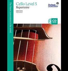 Frederick Harris - Cello Series, Cello Repertoire 5