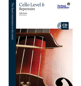 Frederick Harris - Cello Series, Cello Repertoire 6