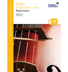 Frederick Harris - Cello Series, Cello Repertoire Prep