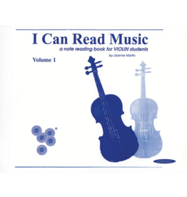 Alfred's Publishing - I Can Read Music, Violin Volume 1