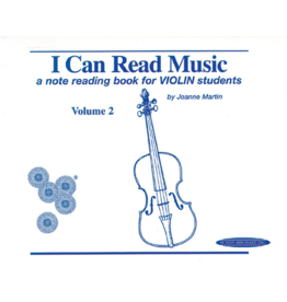 Alfred's Publishing - I Can Read Music, Violin Volume 2