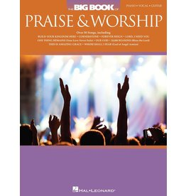 Hal Leonard - The Big Book of Praise & Worship (P/V/G)