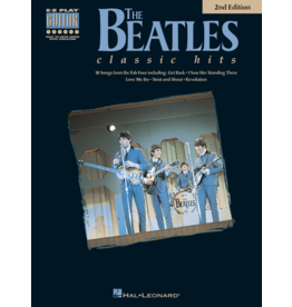 Hal Leonard - The Beatles Classic Hits, E-Z Play Guitar (2nd Edition)