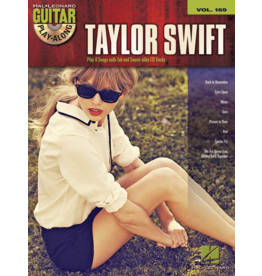 Hal Leonard - Taylor Swift, Guitar Play-Along, w/CD