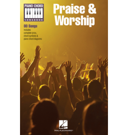 Hal Leonard - Praise and Worship Piano Chord songbook