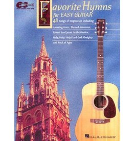 Hal Leonard - Favorite Hymns for Easy Guitar