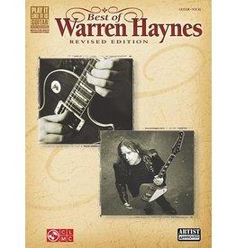 Hal Leonard - Best of Warren Haynes