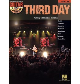 Hal Leonard - Third Day, Guitar Play-Along, w/CD