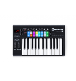 Novation - Launchkey 25 USB Keyboard Controller, MK2