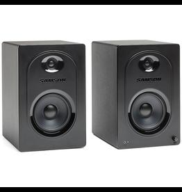 Samson - M50-MI MediaOne M50 Powered Studio Monitors