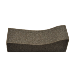 RIDI - 14-ZPM Medium Shoulder Rest Pad, 1/2 - 1/4