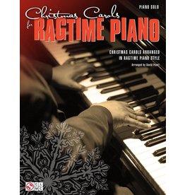 Hal Leonard - Christmas Carols for Ragtime Piano
