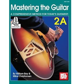Mel Bay - Mastering The Guitar 2A - w/Online Audio+Video