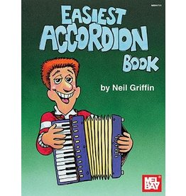 Mel Bay - Easiest Accordion Book