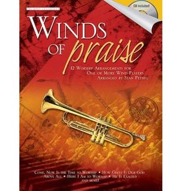 Hal Leonard - Winds of Praise, for Trumpet or Clarinet