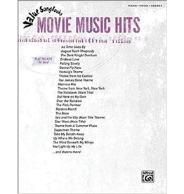 Hal Leonard - Value Songbooks: Movie Music Hits