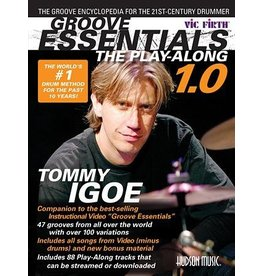 Hal Leonard - Tommy Igoe, Groove Essentials 1.0, Book & MP3 CD