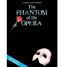 Hal Leonard - The Phantom of the Opera (Vocal Selections - Souvenir Edition). For voice and piano.