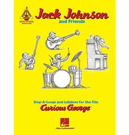 Hal Leonard - Sing-A-Longs and Lullabies for the Film 'Curious George' By Jack Johnson, Guitar Tab